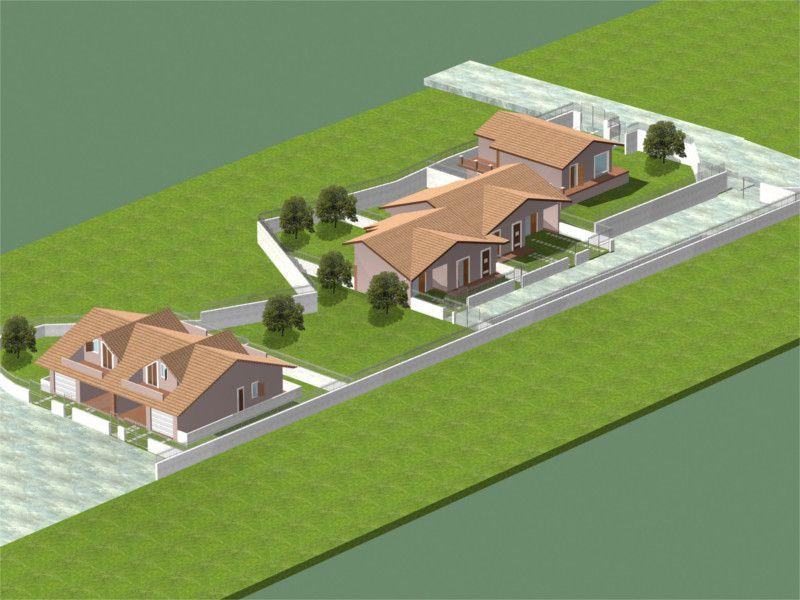 Villa bifamiliare di nuova costruzione Pedara - opzione 1