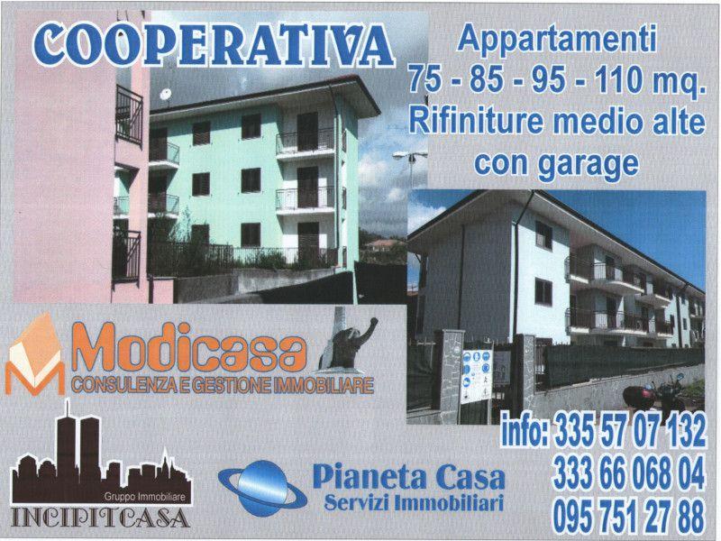 Appartamenti pronta consegna Via della Regione San Giovanni La Punta