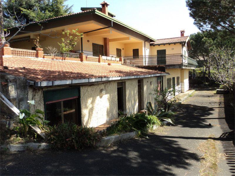 Villa singola Trecastagni